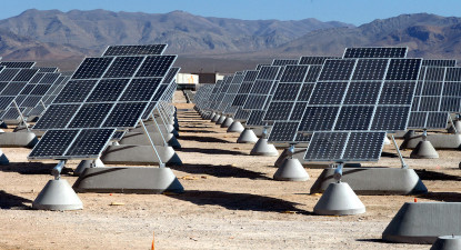 World's biggest solar project planned – output of two nuclear plants for $5bn