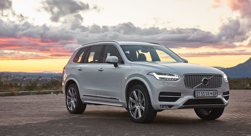 Safety concerns this holiday? Volvo XC90 could be for you