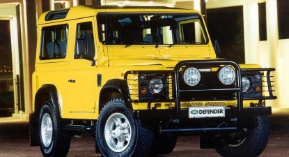 End of an Era: Land Rover Defender hangs up its boots