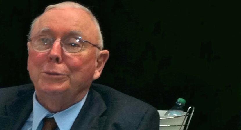 Wisdom from Buffett's Berkshire partner Charlie Munger: 'Stay sane, be honest'