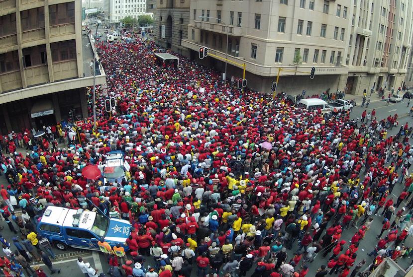 SA unions