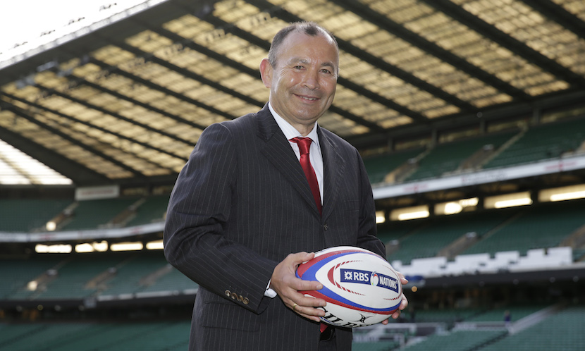 Rugby Union - England - Eddie Jones Press Conference - Twickenham Stadium - 20/11/15 New England head coach Eddie Jones poses at Twickenham Action Images via Reuters / Henry Browne Livepic EDITORIAL USE ONLY.