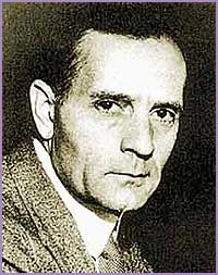 RW Johnson's favourite academic, the late American astronomer Edwin Hubble