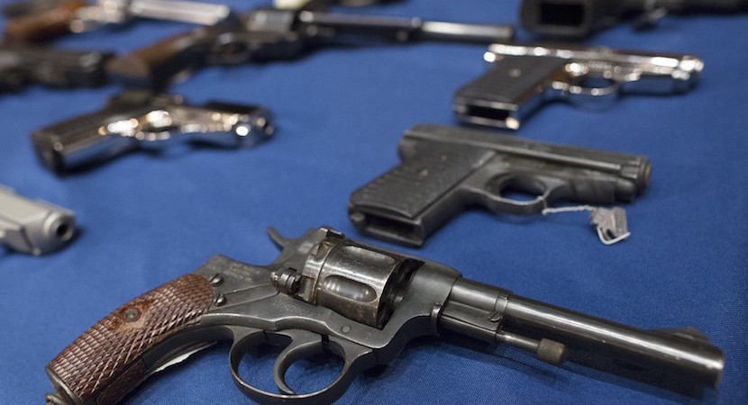 Gideon Joubert: Gun ownership laws failing. Time for change.
