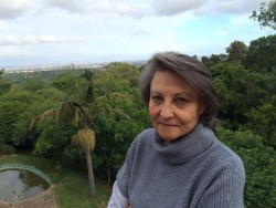 Russian Professor and author, Dr Irina Filatova, is married to Johnson, whom she met while at a braai in Durban.