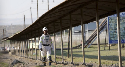 Ray of hope for Lonmin as cash position improves after cost cutting