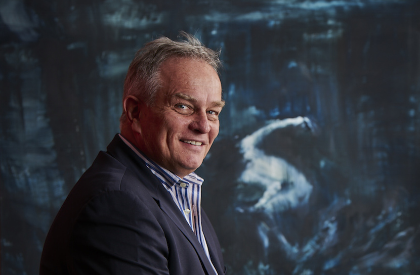Mark Barnes, new CEO of the South African Post Office