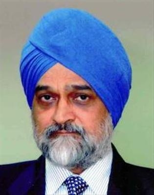 Johnson's fellow 1964 Rhodes scholar Montek Singh, architect of the Indian economic miracle and Deputy Chairman of India's Planning Commission from 2004 to 2014.