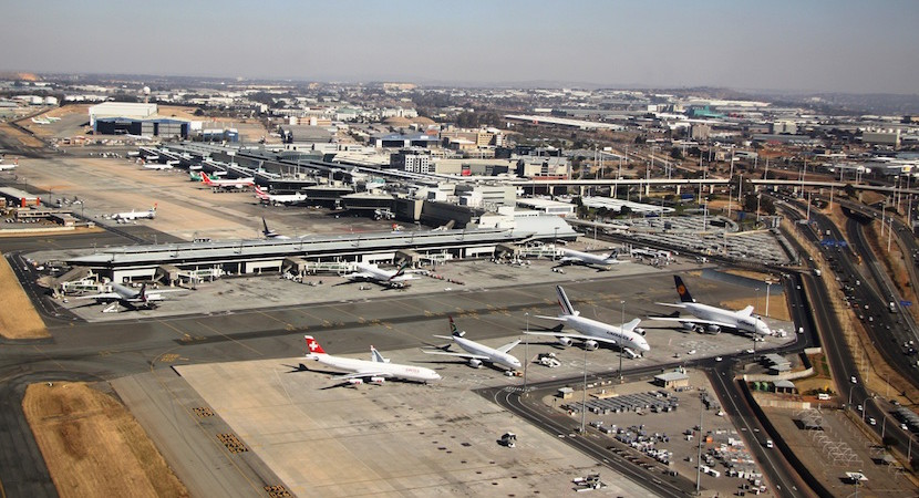 Douglas Gibson: OR Tambo Airport is efficient. Now time for SA tourism to fly