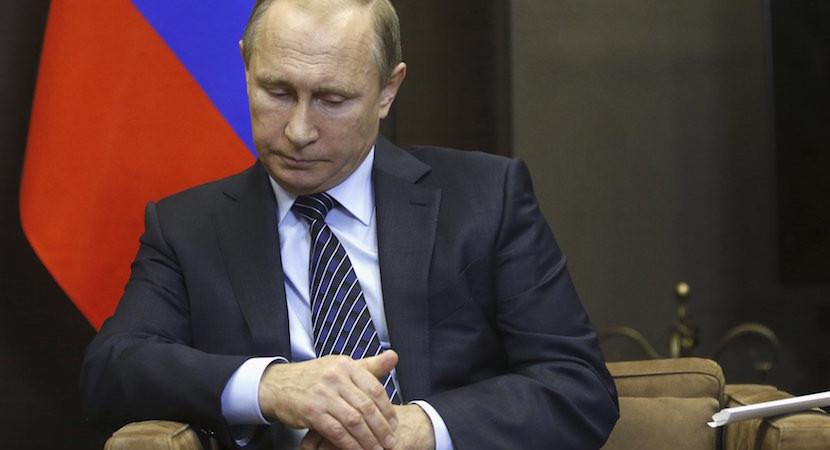 "Outraged Putin promises ""consequences"" after Turkey shoots down Russian jet"