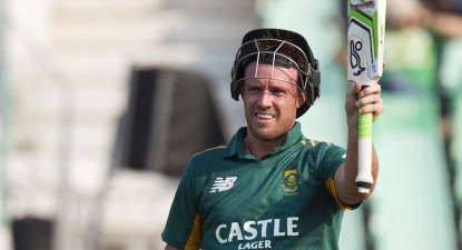 TeamTalk: Storyteller Mike Charton, AB de Villiers and the Du Preez family final