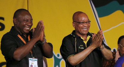 WORLDVIEW: Insider – Ramaphosa, NDZ have made a deal to share power