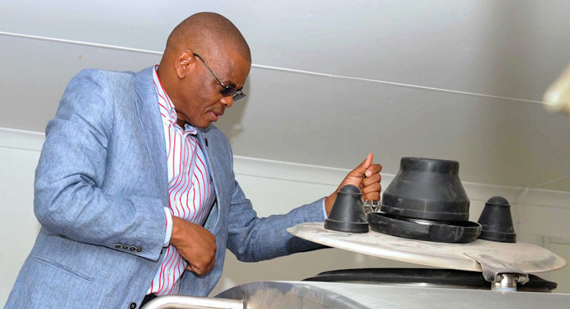 Free State Premier Ace Magashule. File photo.