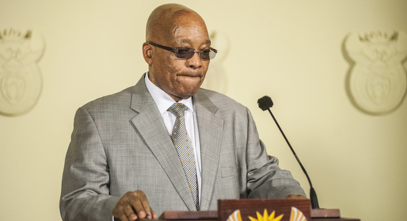 Fear and greed Zuma's chief weapons as ANC faces policy conference split