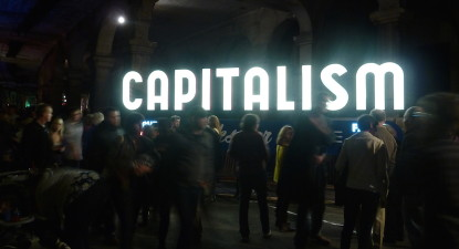 Capitalism: A straw man for the world's problems?