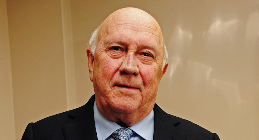 Biznews London Forum: An evening with FW de Klerk – the full event