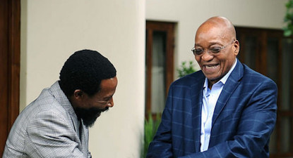Jailed AbaThembu king Dalindyebo attacks Roman-Dutch law