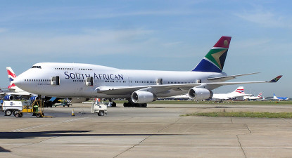 Myeni wants R50m golden handshake for BnP – blocked by SAA board