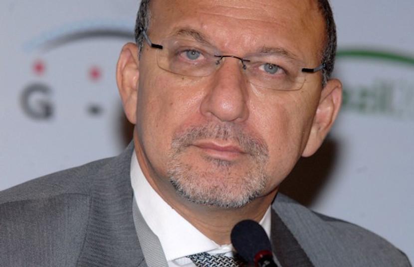 Former South African Finance Minister Trevor Manuel