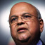 """Pravin Gordhan, South Africa's finance minister, speaks during an interview  in London, U.K., on Thursday, Mar. 4, 2010. Gordhan said he is """"disappointed"""" by the response of developed countries to the government's plan to seek about $4 billion in loans from the World Bank. Photographer: Chris Ratcliffe/Bloomberg*** Local Caption *** Pravin Gordhan"""