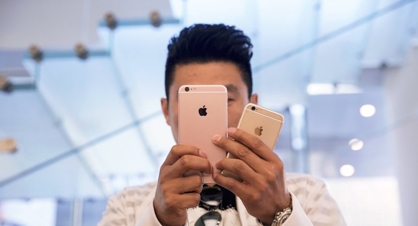 Apple sales to drop first time in 13 years as iPhone uptake slows