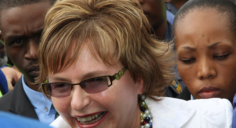 Zille's Western Cape prospectus heavily oversubscribed. Rightly so.