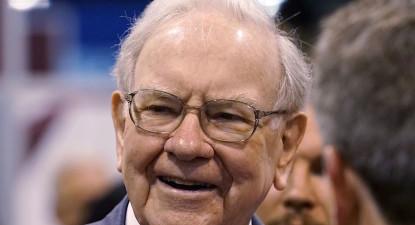 Warren Buffett reveals his appetite for hot Indian takeaways