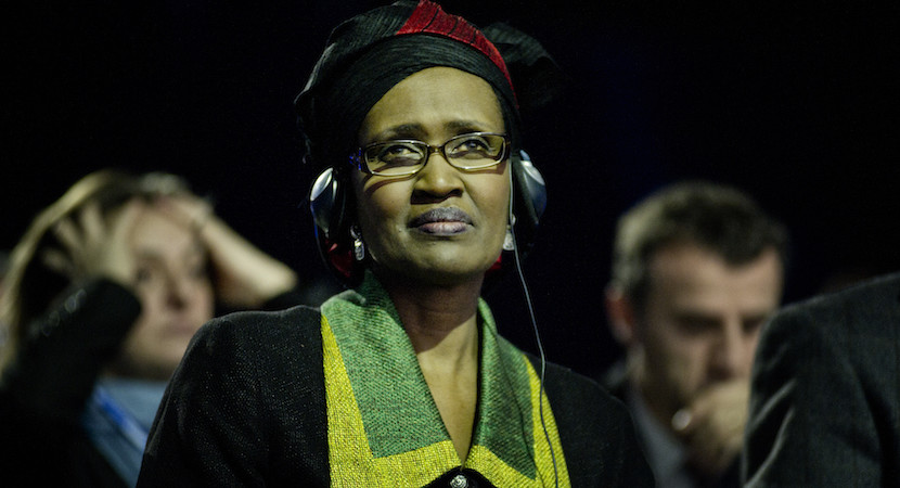 Winnie Byanyima: Attack the 62 super rich where hurts – offshore tax havens