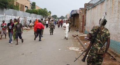 AU's worst hour: Buckles to Bujumbura bullies – no peacekeepers for Burundi