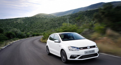 VW Polo GTI: Punches above its weight