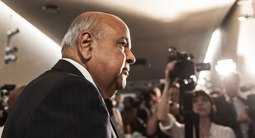 Mailbox: Cloaks and daggers – the Gordhan saga. Is Molefe next in line?