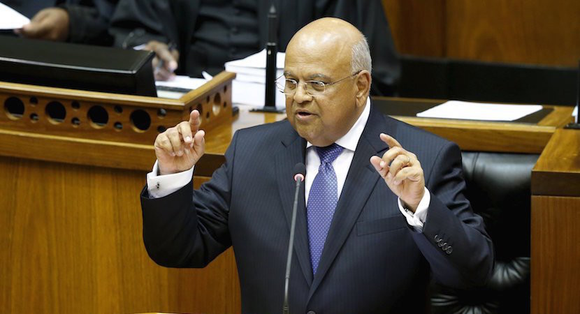 Pravin fires remnants of old Transnet board, brings in Popo Molefe to clean mess