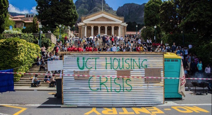 UCT students in forefront of explaining transforming power equation to SA