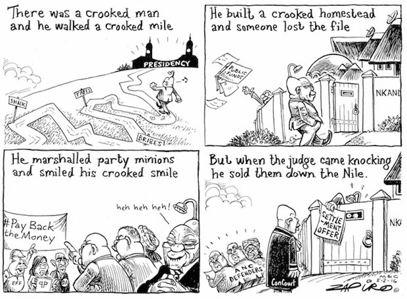 More Zapiro magic available at www.zapiro.com