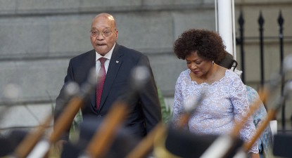 How world sees SA: What Crisis? Zuma's business as usual SONA bad for Rand