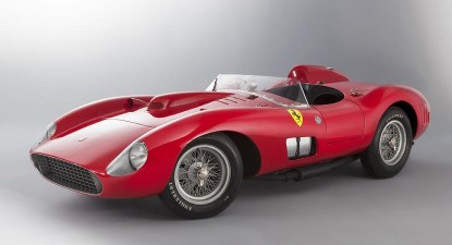 Ferrari 335 Spider breaks world record at auction, fetching R555m