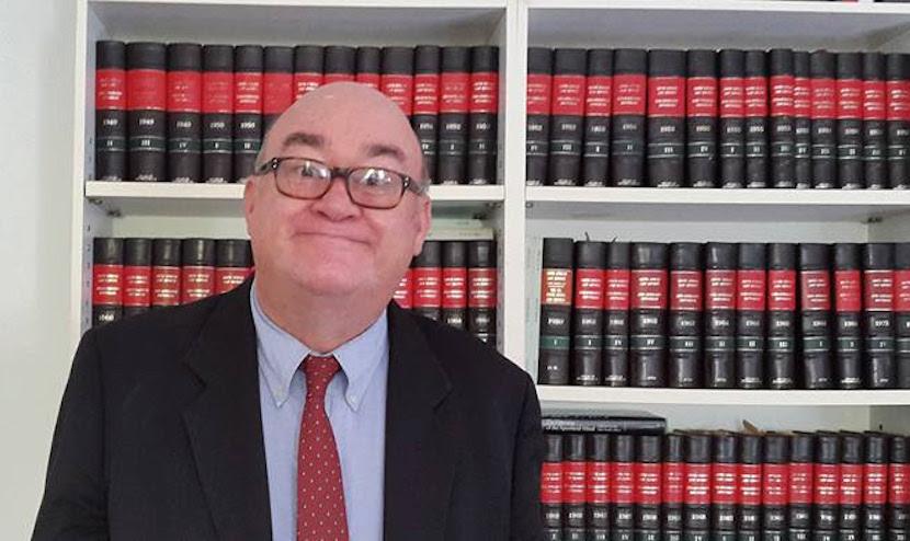 Donwald Pressly, Cape Messenger editor.