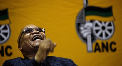 ANC boxed in the corner. Calland – 'My gut feeling is Zuma's days are numbered'
