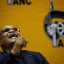 South Africa's President and ANC party president Jacob Zuma reacts as he attends the party's National Executive Committee (NEC) three-day meeting in Pretoria, March 18, 2016. REUTERS/Siphiwe Sibeko
