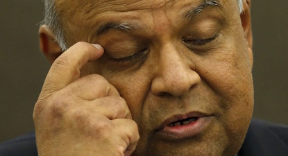 Gordhan: How ratings downgrade will affect all South Africans