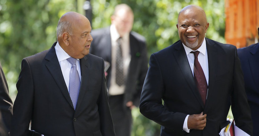 Look wider – it's not all about removing Gordhan; emerging market analyst