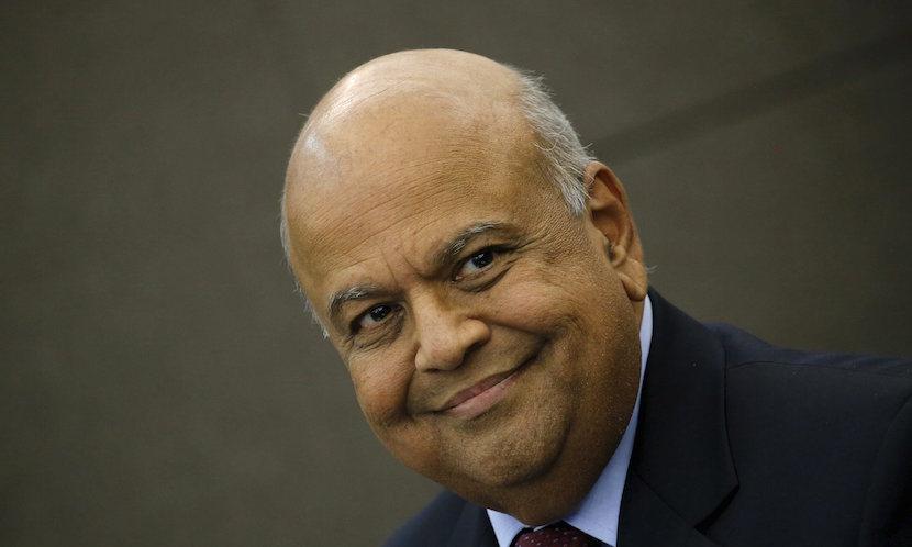 South African Finance Minister Pravin Gordhan. REUTERS/Siphiwe Sibeko