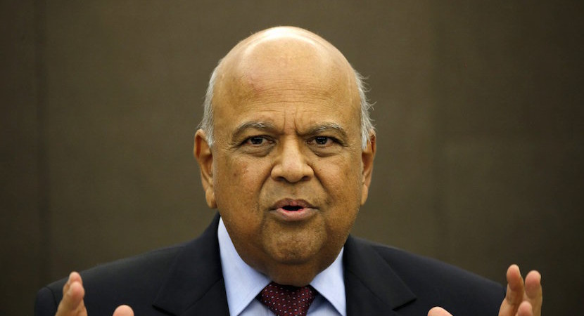 "Gordhan: ""I don't know whether I did the right thing taking this job?"""