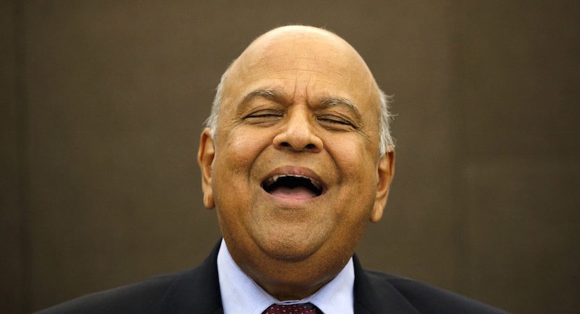 WORLDVIEW: Gordhan shows his true (socialist) colours. Be warned.