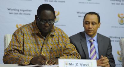 Is Zwelinzima Vavi's Saftu a political game-changer? Inside SA's new trade union federation