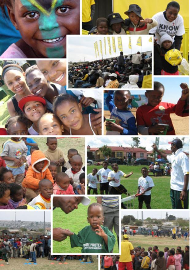 township TV smiles