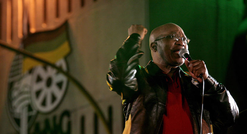 "Malema nailed it: ANC members told to follow HQ's decisions ""like Zombies"""