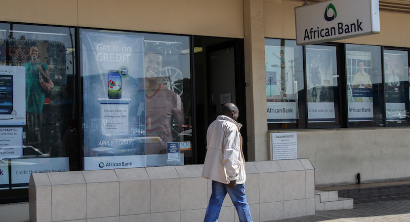 Worth taking another look at that 10.5% interest rate from the new African Bank