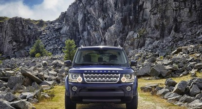 Land Rover Discovery 4 – the ultimate 4×4 by far?