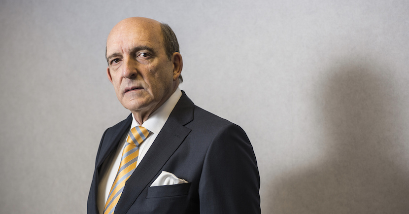 Mark Lamberti, chief executive of Imperial Holdings. South Africa's sixth largest company listed on the JSE by revenue.